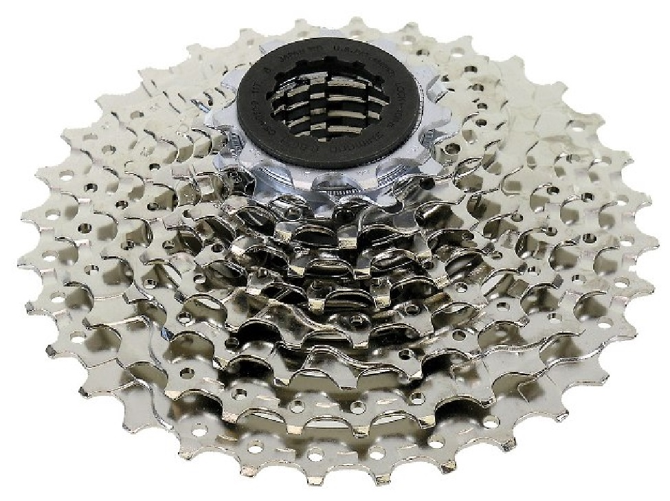 Cassette 9-speed 12-25T, Shimano, CS-HG50-9